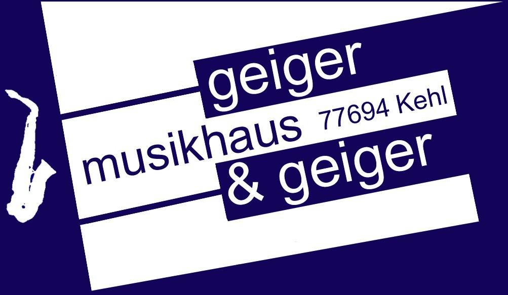 Musikhaus Geiger&Geiger GmbH-Logo